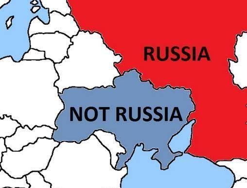 ikke-russland